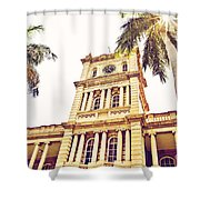 House Of Heavenly Kings Shower Curtain