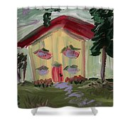 House Of Hugs 2 Shower Curtain