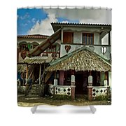 House Of Love Shower Curtain