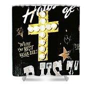 House Of Rust Shower Curtain