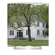 House On The Palace Green Shower Curtain