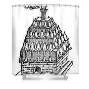 Household Still, 1616 Shower Curtain