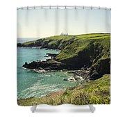 Housel Bay  Shower Curtain