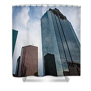 Houston Shower Curtain
