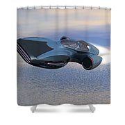 Hover Car Shower Curtain