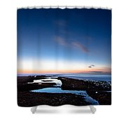 Hovering In The Sky Shower Curtain