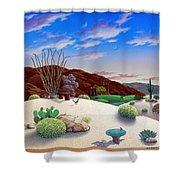 Howards Landscape Shower Curtain
