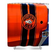 Hr-27 Shower Curtain