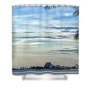 Hua Hin Coastline 02 Shower Curtain