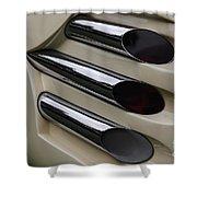 Hudson Italia 1 Shower Curtain