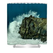Hueneme Shower Curtain