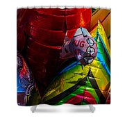 Hug Me - Featured 3 Shower Curtain