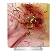 Human After All Shower Curtain