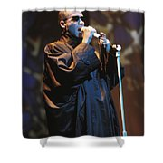 Human League Shower Curtain