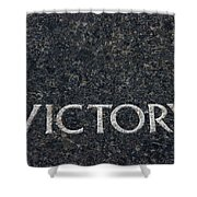 Human Rights Victory Shower Curtain