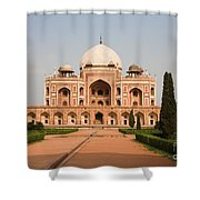Humayuns Tomb Shower Curtain