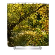 Humber River 5 Shower Curtain