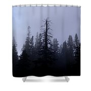 Humbled Giant Shower Curtain