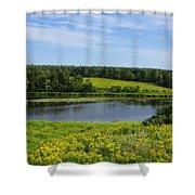 Hunter River Beauty Shower Curtain
