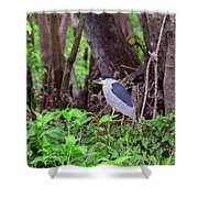 Hunting Shower Curtain