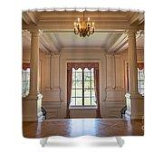 Huntington Art Gallery Interior. Shower Curtain