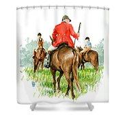 Huntsman Shower Curtain