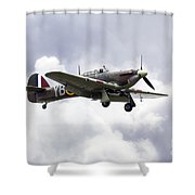Hurricane Lf363 Shower Curtain