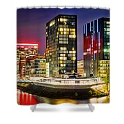 Hyatt Regency Dusseldorf Shower Curtain