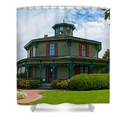 Hyde - Octagon - House 17739c Shower Curtain