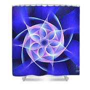 Hydros Shower Curtain