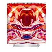 Hypnotoad Shower Curtain