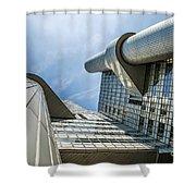 Hypovereinsbank 2 Shower Curtain
