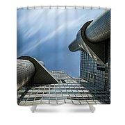 Hypovereinsbank Shower Curtain