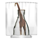I Am In Trouble Shower Curtain