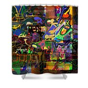 I Believe In The Coming Of Mashiach 32 Shower Curtain