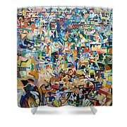 I Believe This And Understand It Fully Well 23 Shower Curtain