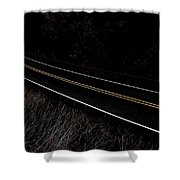 I Believe You Are Going... Shower Curtain