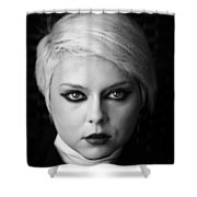 Obscurite Shower Curtain