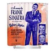 I Couldnt Sleep A Wink Last Night Shower Curtain