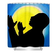 I Have A Dream Shower Curtain