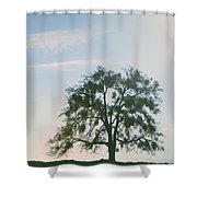 I Live And Breathe For You Shower Curtain