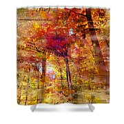 I Love You Truly-featured In Nature Photography- Cards For All Occasions-nature Wildlife Group Shower Curtain