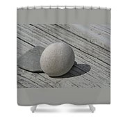 I'm Stone In Love With You Shower Curtain