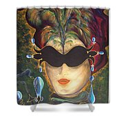I Put A Spell On You... Shower Curtain
