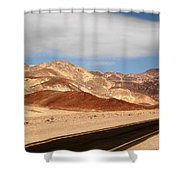 I Think We're Alone Now Shower Curtain