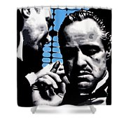 I Want You To Kill Him Shower Curtain