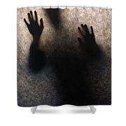 I Will Get You Shower Curtain