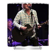 Ian Hunter And The Rant Band Shower Curtain