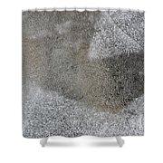 Ice 7 Shower Curtain