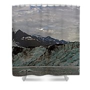 Ice And Dirt Shower Curtain